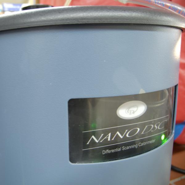 TA Instruments NanoDSC
